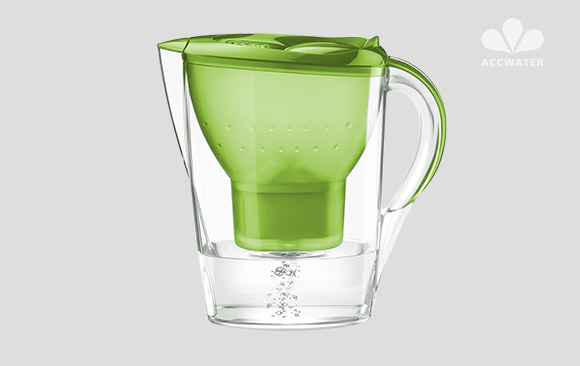 Portable Alkaline Filtration Pitcher 3.5L (Multiple colors)